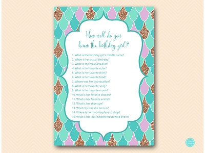 mermaid-how-well-do-you-know-birthday-girl-no-alcohol-mermaid-birthday-game