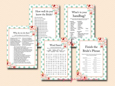 mint-peach-floral-bridal-shower-game-pack-printable-bs33