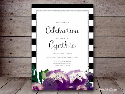 bs181-purple-and-silver-bridal-shower-invitation-baby-shower-invite