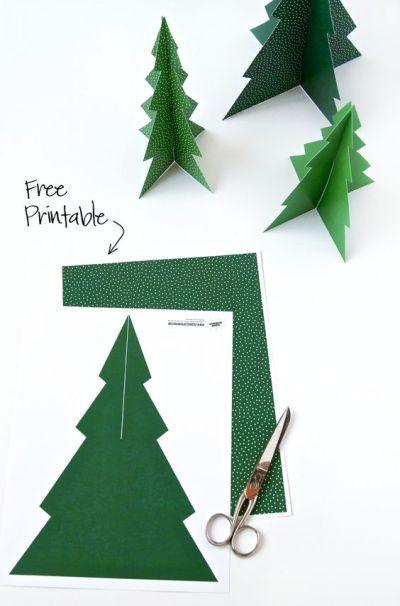 free-christmas-tree-decoration-printable