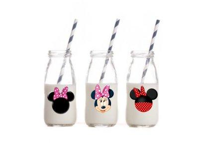 Minnie Mouse PRINTABLE Centerpiece Set