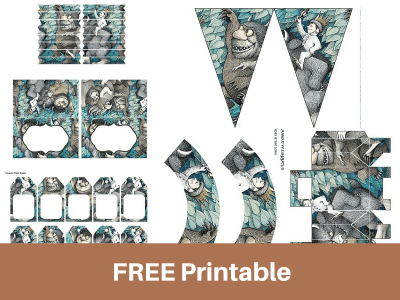 free-printable-Where-the-Wild-Things-Are-Baby-Shower