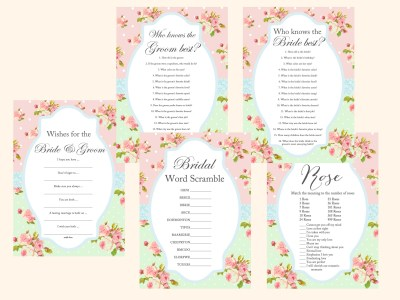 cover-mint-pink-shabby-chic-bridal-shower-games-pack-printables-vintage-rose-antique-rose