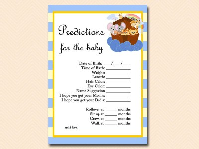 predictions-for-baby