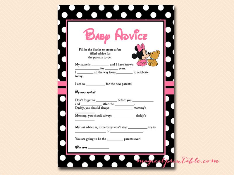 baby shower mad libs pdf
