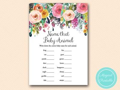 animal-baby-names