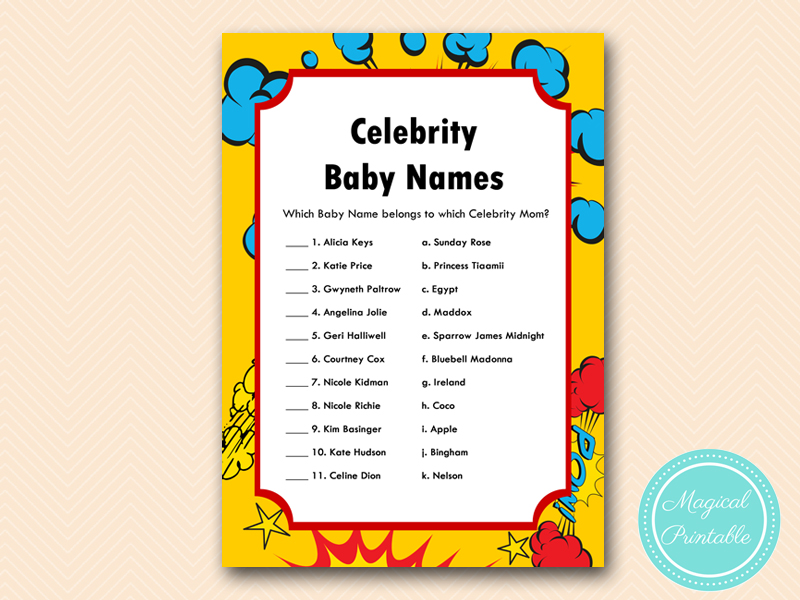 Unusual Baby Names Popular With Celebrity Parents - Simplemost