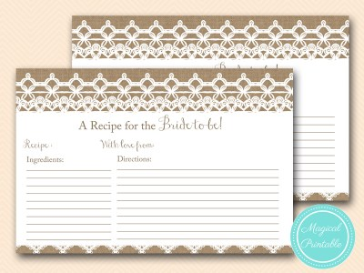 recipe-for-bride-rustic-burlap-lace-bridal-shower-game-shabby-bs173