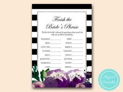 BS181-finish-brides-phrase-purple-silver-bridal-shower-game