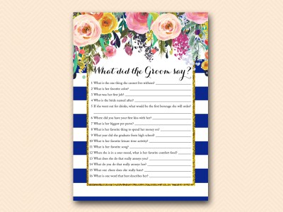 BS404-what-did-the-groom-say-navy-blue-bridal-shower