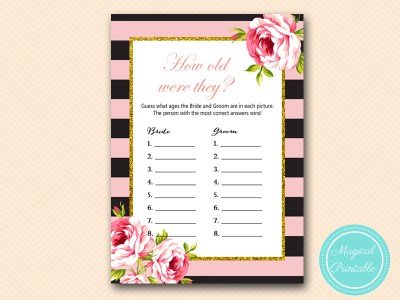 BS419-how-old-were-they-pink-floral-bridal-shower-game