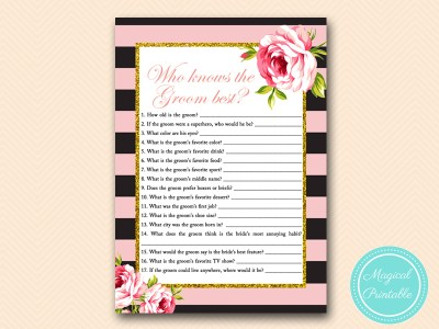 BS419-who-knows-groom-best-pink-floral-bridal-shower-game