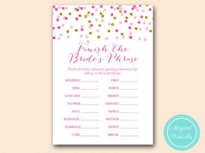 BS425-finish-brides-phrase-pink-gold-bridal-shower-game