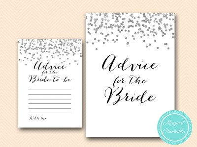 advice-for-bride-to-be-card-bs149-silver-bridal-shower