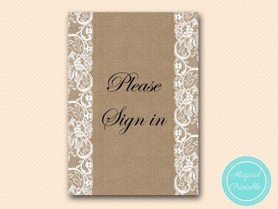BS16-sign-Please-sign-in-burlap-lace-bridal-shower-decor-sign