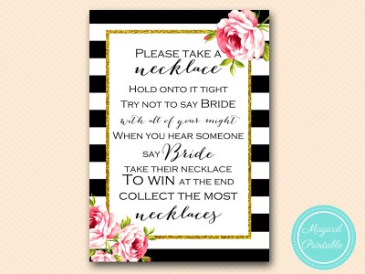 dont-say-bride-take-a-necklace-black-stripes-pink-floral-chic-bridal-shower