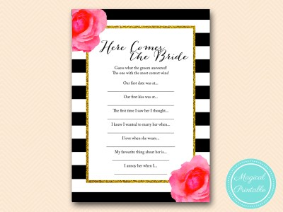here-comes-the-bride-AUST-pink-flower-bridal-shower-game