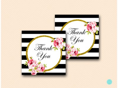 thank-you-tags-floral-chic-bridal-shower-decoration-favors