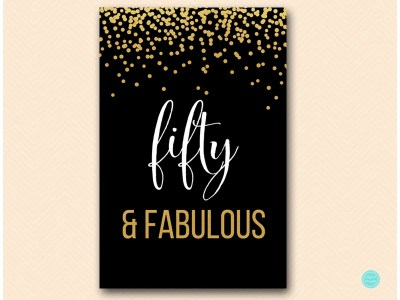 bs483-fifty-and-fabulous-4x6-gold-black-sign