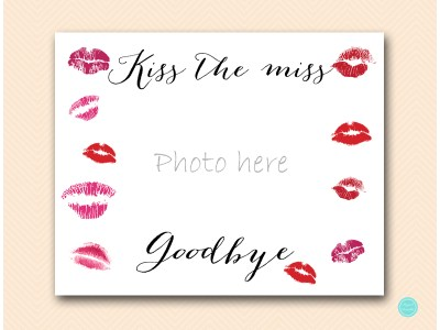 sn491-8x10-kiss-the-miss-goodbye-bachelorette-party-sign-hens-party-sign