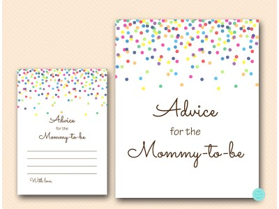 TLC108-advice-mommy-to-be-card-USA-baby-sprinkle-game