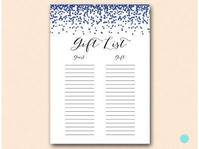 BS408-gift-list-5x7-navy-bridal-shower