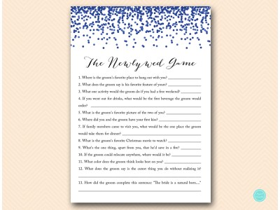 BS408-newlywed-game-navy-bridal-shower-games
