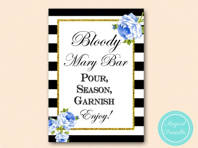 sign-bloody-mary-bar-blue-floral-black-stripes-printable-sign