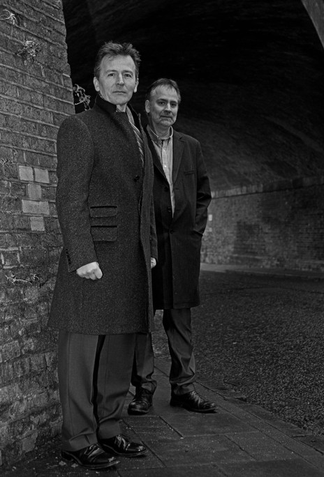 Magic Brothers In A Tunnel Near You!