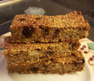 Chickpea protein Power Bar Recipe