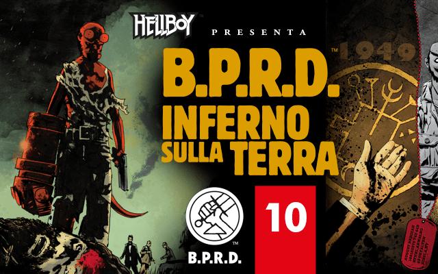 B.P.R.D. – Le Ali del Demonio