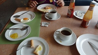 V.L. Hotel Breakfast