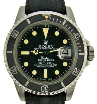 Rolex Sub 1680 Cartier