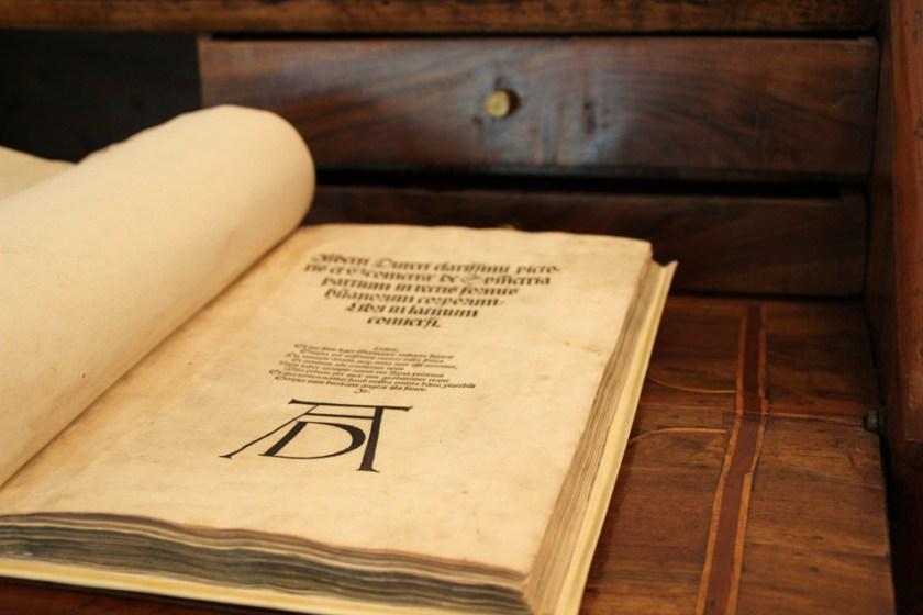Il-trattato-di-Geometria-di-Albrecht-Durer