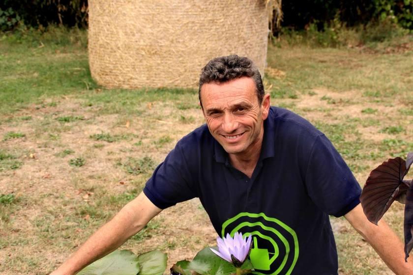 Il giardiniere della Villa dei Capolavori, Alessandro Barberini