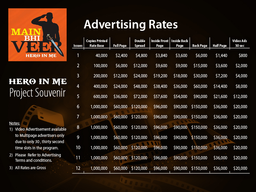 Advertising-Rates