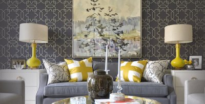 Mahones Wallpaper Shop. Your source for designer wallpaper and fabric at discount prices.