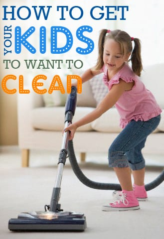 How to Get Your Kids WANT To Clean | The Maids Blog