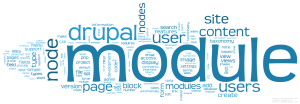 drupal modules 300x104 Send html email with Mailchimp and Drupal