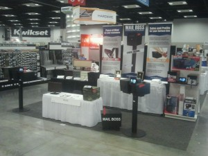 Do It Best Show Mail Boss Booth