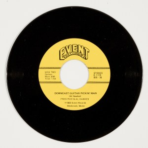 45V-0288, Event Records, Al Hawkes and Fred Pike, 1980