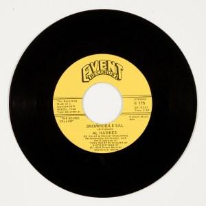 45V-0290, Event Records, Al Hawkes, 1975