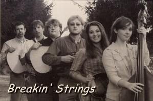 CD-0282, Breakin' Strings, 2008