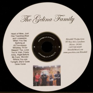 CD-0304, The Gelina Family