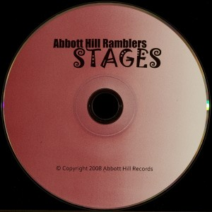 CD-0315, Abbott Hill Ramblers, Stages