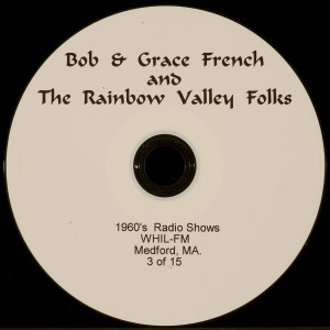 CD-0338, Rainbow Valley Boys _ Sweetheart, Live Radio, Disk 3