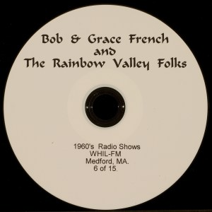 CD-0347, Rainbow Valley Boys _ Sweetheart, Live Radio, Disk 6