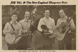 NEWS-0378, Joe Val _ The New England Bluegrass Boys