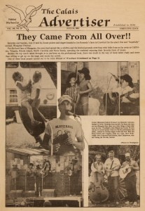 NEWS-0905, Breakneck Mountain Festival Story, 1985