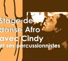 Stage de danse Afro - Dimanche 24 février 2013 à 15h